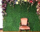 Wedding Garland - Floral Garland, Flowers, Colorful Floral Garland, Silk, Ceremony Decor, Wedding Decor, Pink