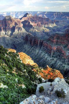 We were there this past weekend. The Grand Canyon is amazing. Pictures don't do it justice.