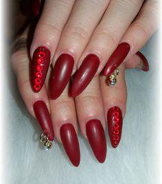 Pierced Nails - New Nail Trend by Kim Kardashian