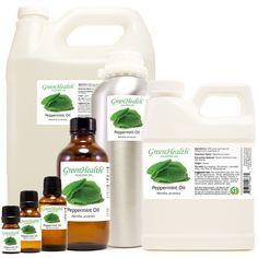 GreenHealth Peppermint Essential Oil 100% Pure 5ml-1gallon Free Shipping https://qdiz.com/?p=3170