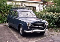 1958 Peugeot 403 Station wagon