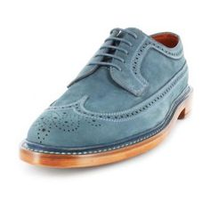 Should someone want to buy me some brogues... I like the blue ones.