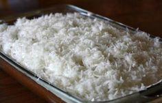 Coconut Cream Poke Cake Recipe