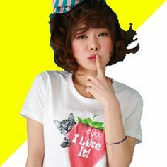 Gmarket - [여성남성티셔츠] Printed t-shirts / round neck / short...
