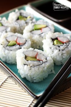 Sushi Recipes, Asian Recipes, Cooking Recipes, Hawaiian Recipes, Japanese Recipes, Asian Seafood Recipe, Seafood Recipes, Seafood Dishes, Best Sushi Rolls