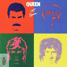 Hot Space, an album by Queen on Spotify Queen Album Covers, Greatest Album Covers, Iconic Album Covers, Rock Album Covers, Music Album Covers, Music Albums, Best Album Art, Classic Album Covers, Albums Queen