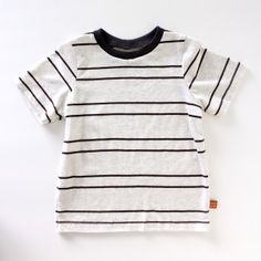 TUTORIAL and Free Pattern: 5 steps to the BASIC TEE