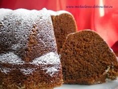 Bunt Cakes, Rum, Food And Drink, Sweets, Bread, Cooking, Desserts, Recipes, Kitchen