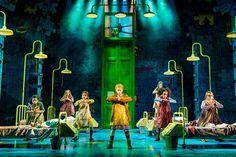 Annie The Musical, London West End