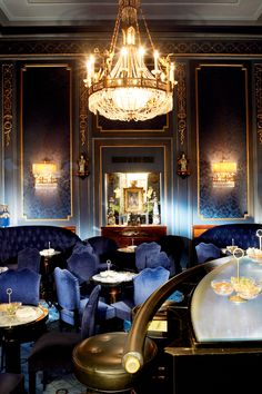 """""""It has history, charm, and class in spades. The Gürtler family, who have owned the hotel since the 1930s, are all still very hands-on. The entire property was recently renovated, but they've managed to keep the historic feel. And the Blaue Bar is one of the best spots in all of Vienna."""" From $556. -G.K. - TownandCountryMag.com"""