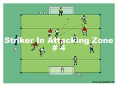 When you participate in soccer training, you will find that you are introduced to many different types of methods of play. One of the most important aspects of your soccer training regime is learning the basics of kicking the soccer b Soccer Training Drills, Soccer Drills, Soccer Coaching, Soccer Games, Football Players, Top Soccer, Soccer Ball, Youth Soccer, Soccer Practice