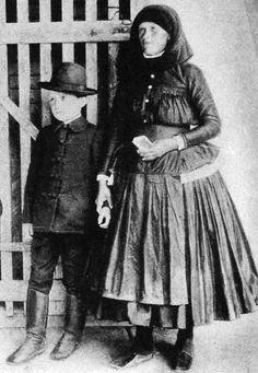 Decsi népviselet 1910 -Tolna megye