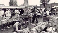 zaterdagmarkt 2-6-1979 Gert van Heusden groentedel