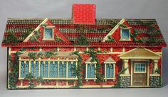 Tootsietoy Dollhouse