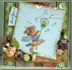 Magical Fairies Time Flies - Anne