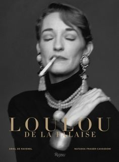 loulou de la falaise muse d\u0026#39;yves st laurent on Pinterest | Yves ...