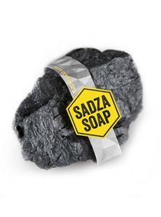 'carbon' soap by gryfnie