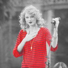 I love her so much. I've seen her in concert 3 times