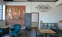 The Factory Cafe is one of the best coffee shops in Durban Best Coffee Shop, Coffee Shops, South Africa, Projects, Shopping, Hands, Concept, Eat, Home Decor