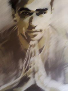 """DJ Leozinho""160C120 cm oil on canvas"