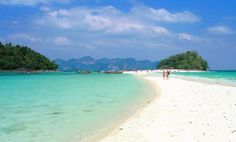 We are flying down to the southern beaches and staying on an island called Koh Lanta.