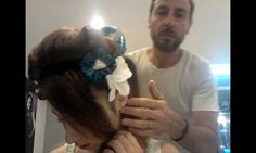 Work in progress Alessandro Vicini #Hairstylist