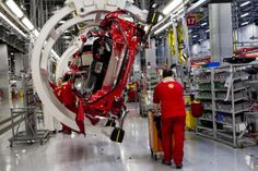 Inside The Ferrari Factory