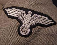 Waffen-SS Tunic. Artillery Untersturmführer.
