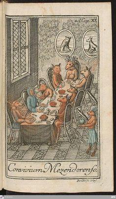 Ludvig Holberg, Nicolai Klimii Iter svbterraneum: novam telluris theoriam ac historiam quintae monarchiae adhuc nobis incognitae exhibens / e bibliotheca B. Abelini [Niels Klim's Underground Travels] (1754)