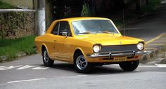 Ford Corcel I Luxo