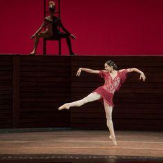 Diana Vishneva in Carmen, Mariinsky Theatre (January 13, 2013) - Ballet, балет, Ballett, Ballerina, Балерина, Ballarina, Dancer, Dance, Danza, Danse, Dansa, Танцуйте, Dancing