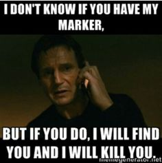 A Liam Neeson Taken meme. Caption your own images or memes with our Meme Generator. Radiology Schools, Radiology Humor, Medical Humor, Dental Humor, Know Your Name, Know Who You Are, Liam Neeson Taken, Cycling Memes, Lds Memes