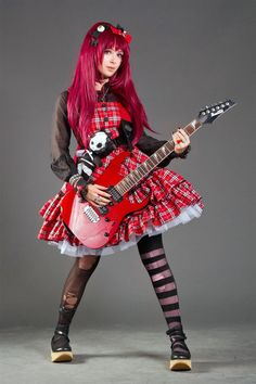 Punk Lolita rocks your world!