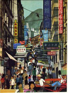 Hong Kong (M. Sasek)