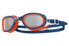 TYR - Auburn University Special Ops 2.0 Polarized Orange/Navy Swim Goggles
