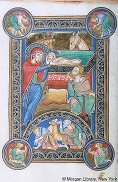 Berthold sacramentary, MS M.710 fol. 16v - Images from Medieval and Renaissance Manuscripts - The Morgan Library & Museum