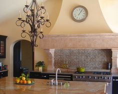 Spanish Kitchen Design, Pictures, Remodel, Decor and Ideas