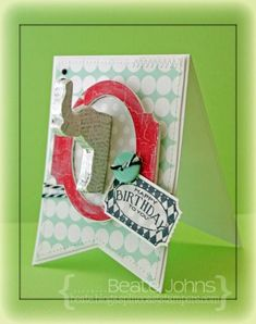 Favorite Find Card - Beate Johns