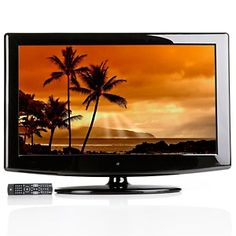 """GPX 40"""" 1080p LCD HDTV with Built-In DVD Player at HSN.com. Flat Screen, Products, Blood Plasma, Flatscreen, Dish Display, Gadget"""