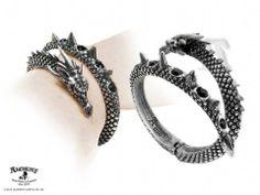GOTHIC DRAGON Alchemy Vis Viva Bracelet