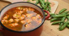 8 nagyon könnyű és olcsó leves, ami akár fél óra alatt elkészül | Nosalty Food 52, Menu Planning, Cheeseburger Chowder, Thai Red Curry, Veggies, Dinner, Ethnic Recipes, Master Chef, Youtube