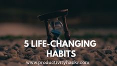 Sindre Fjellestad's answer to What are the five habits that change my life? Time Management Techniques, Time Management Tips, How To Get Rid, How To Become, Live With Purpose, Productivity Hacks, How To Stop Procrastinating, Setting Goals, Change My Life
