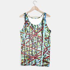 "Toni F.H Brand ""Alchemy Colors#A25"" #tank #top #tanktop #fashionforwomen #shoppingonline #shopping #fashion #clothes #tiendaonline #tienda #vestidos #compras #moda #comprar #modamujer #ropa"