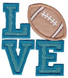 Sports Mom 28 Applique - 3 Sizes! | What's New | Machine Embroidery Designs | SWAKembroidery.com Bunnycup Embroidery