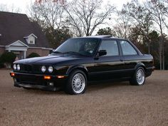 I miss my Knightrider :-,( if only I could turn back time and undo the past... :(  BMW E30 328i