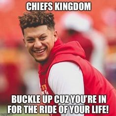 Kansas City Chiefs Football, Football Art, Football Players, Chiefs Memes, Funny Football Memes, Daryl's Crossbow, Chiefs Wallpaper, Sports Baby, Nfl Fans