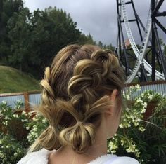 Dutch pigtails by Christina Gunnell
