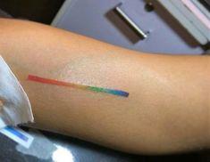 Rainbow line, i want it