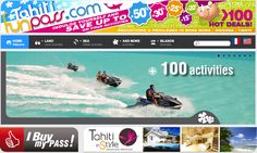 over 100 activities and excursions!