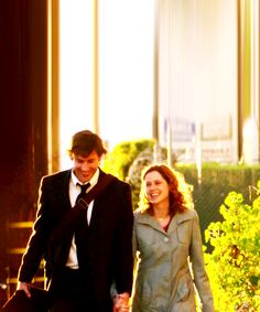 Jim and Pam ~ The Office